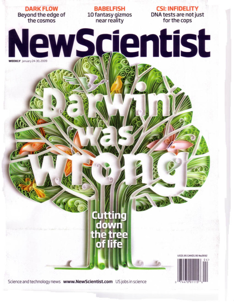 NewScientistDarwinCover